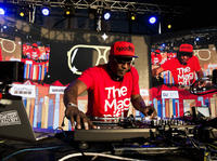 Jazzy Jeff na Red Bull 3Style World Final, Chile 2016