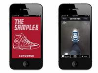 Converse + iPhone The Sampler
