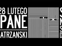 28.02 Zakopane: Sokół i Marysia Starosta / Czarna Biała Magia w Zakopanem / Dworzec Tatrzański