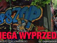 MEGA wyprzedaż w warszawskim HEMPSZOP'ie