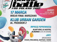 Cropp Baby-G Dance Battle For Poland 2012 - Wielki Finał