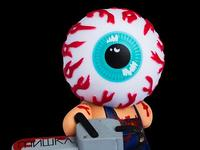 Mishka NYC + Kidrobot Keep Watch Dunny Chase Figure