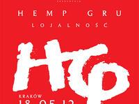 Koncert Hemp Gru w Krakowie