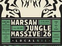 Warsaw Jungle Massive #26 LOCALnie