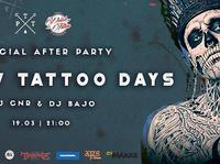 WARSAW TATTOO DAYS #OfficialAfterParty