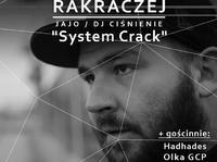 RAKRACZEJ/ JAJO/ DJ CIŚNIENIE+ GOŚCIE (KONCERT PREMIEROWY) x DJ HUBSON x HIP HOP CZWARTKI x PARKING