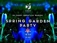 SPRING GARDEN PARTY by FunkyFresh & Warson