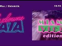 Cudowne LATA / Miami Vice edition