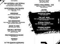 """Znamy tracklistę albumu Kafara: """"PANACEUM 3: CZARNO NA BIAŁYM"""""""