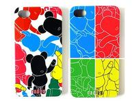 Medicom Toy Bearbrick iPhone 4 Cases