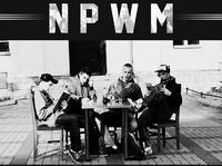 NPWM - okładka płyty