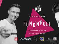 Funk'n'Roll #OPENSTAGE with Kuba Molęda