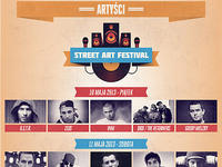 10-11.05 Gdańsk - Sopot: Street Art Festival