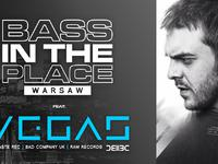 999: Bass In The Place. Warsaw feat. VEGAS (BC UK)