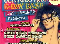"ULA ""AFRO"" FRYC B-DAY BASH - ""Let's Back To Di Skool!"""