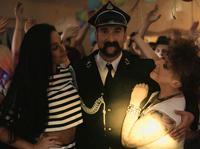 GrubSon jako Strażak Sam gasi pożar w remizie!