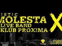 18-lecie Molesta Ewenement+Live Band+Goście 28.09 Proxima