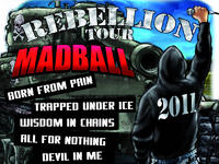 Rebellion Tour 2011