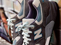 Ronnie Fieg + New Balance 999 Steel Blue