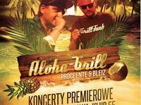 """Koncerty """"Aloha-Grill"""" w Warszawie 22.10 i Wrocławiu 23.10"""