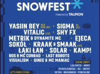 SnowFest Festival Powered By Tauron zamyka line-up nadchodzącej edycji 2020