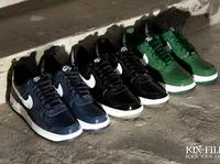 "Nike Air Force 1 Low ""Patent Toe"" Pack"