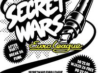 Secret Wars - Warsaw vs Bristol