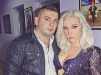 DJ Mirjami w Albańskiej Telewizji