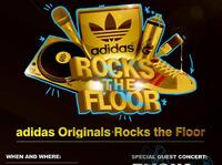 Bitwa o miejsce w The Great 8 - adidas Originals Rocks The Floor