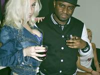 DJ Mirjami & MC Lexus w klubie Manhattan