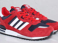 adidas Originals ZX 700 New Navy-Light Scarlet