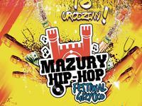 Wyjątkowa 18-ta edycja Mazury Hip Hop Festiwal 2019