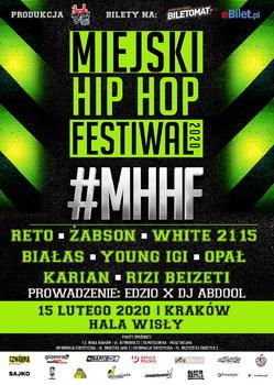 Świąteczny konkurs Mazury Hip Hop Festiwal