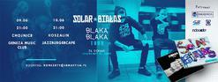 Koncerty Solara i Białasa (SB Maffija) w Chojnicach i Koszalinie