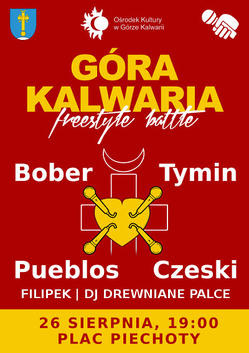 Góra Kalwaria Freestyle Battle II