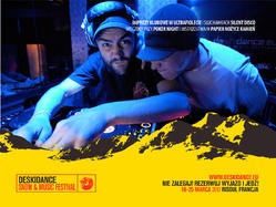deSkiDance Snow & Music Festival, Risoul, 16-25 marca