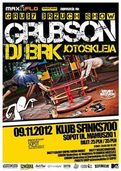 Grubson & BRK - Gruby Brzuch w Sopocie