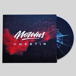 """Album Nerwus """"Kwestia""""."""