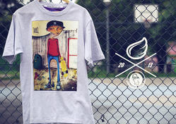 "T-shirt Arriba ""Canvas"""