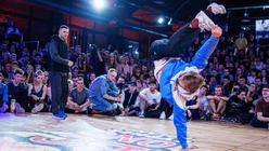 Kangur vs Kostek na Red Bull BC One Cypher Poland 2018