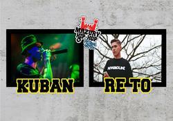 XVI Mazury Hip Hop Festiwal Giżycko - RETO KUBAN