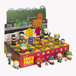kidrobot + South Park Mini Series