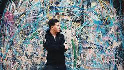 Singiel NIE ZATRZYMAM ZMIAN zwiastuje nowe wydawnictwo Drozdy, rekruta hip-hopu inicjatywy MaxFloLab