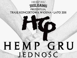 "Trasa koncertowa Hemp Gru ""Jedność"""