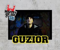 Guzior dołącza do składu na Mazury Hip-Hop Festiwal 2017!