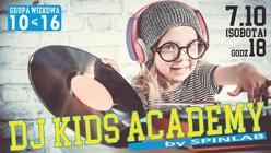 DJ Kids Academy by Spinlab - darmowe warsztaty DJ-skie dla dzieci i młodzieży