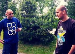 BRK i Grubson na warszawskiej AWF