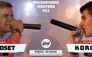 Microphone Masters XII w Rzeszowie