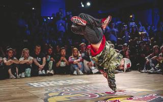 Zawody breakingowe Red Bull BC One w kwietniu w Krakowie!