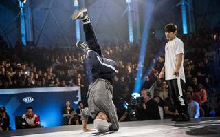 Menno najlepszym tancerzem Światowego Finału Red Bull BC One